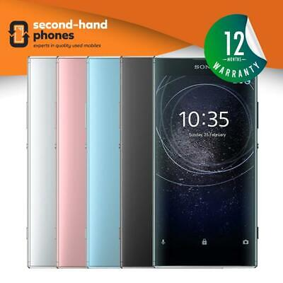 AU117.36 • Buy Sony Xperia XA2 - 32GB - Black/Blue/Silver/Pink - (UNLOCKED) - 1 Year Warranty