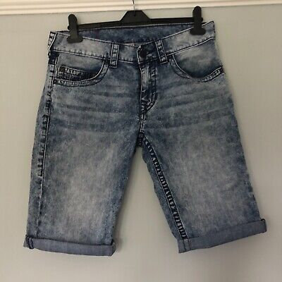 "Men's True Religion Denim Shorts, Excellent Condition, 32"" Waist • 40£"