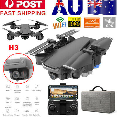 AU99.99 • Buy Drones X Pro With HD 4K Camera GPS Follow Me RC Brushless Wifi FPV Drone Gifts