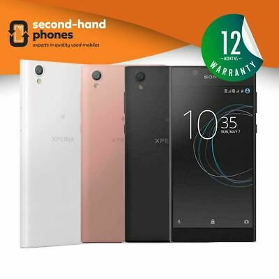 $ CDN86.96 • Buy Sony Xperia L1 (2017) 16GB Unlocked 4G Android Smartphone 12 Months Warranty