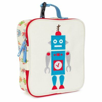 BRAND NEW! Pink Lining Child Range - Insulated Lunchbox - Robbie The Robot • 4.99£