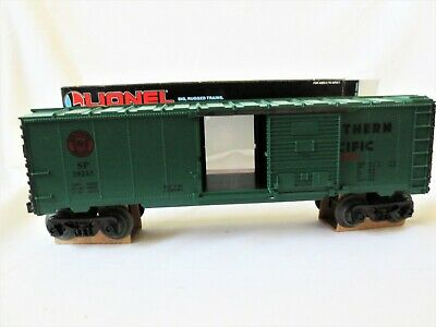 $15.99 • Buy Lionel Train Southern Pacific Rolling Stock Box Car O & 027 Gauge Car 6-19233