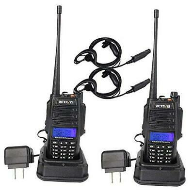 $ CDN143.40 • Buy  RT6 Waterproof 2 Way Radio Long Range,High Power Walkie Talkies For Adults,