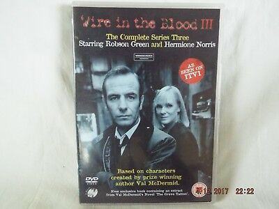 £1.99 • Buy Wire In The Blood Iii Dvd