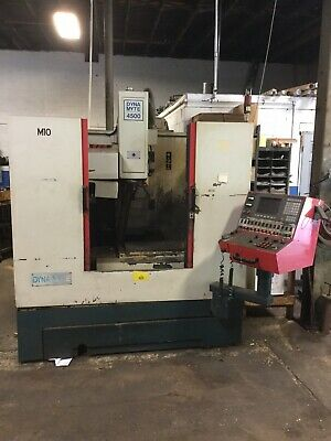 $5800 • Buy DYNA MYTE 3 Axis Vertical Machining Center