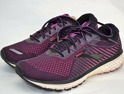 $ CDN39.42 • Buy Brooks Ghost 12 Womens Size 11B Purple Running Athletic Shoes