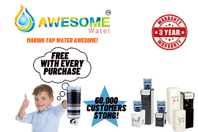 AU80 • Buy AWESOME WATER FILTER - 8 Stage Filter - Premium, 2 Pack.