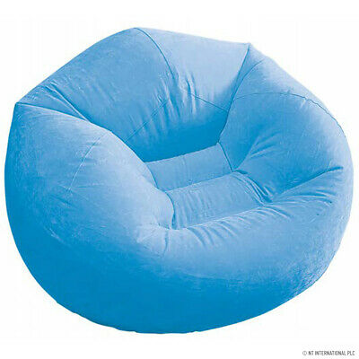 £12.95 • Buy Inflatable Chair Outdoor Camping Gaming Lounger Sofa Round Waterproof Portable