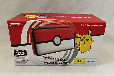 AU499 • Buy Pokeball Edition 2DS XL NEW AUS Stock