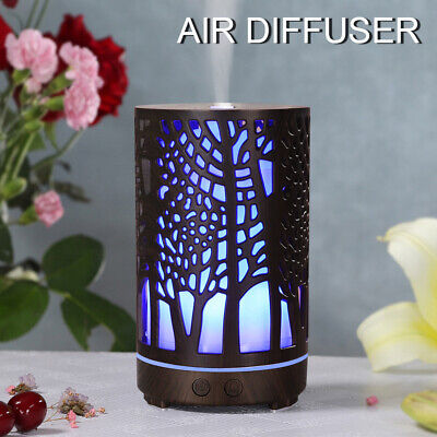AU24.95 • Buy Ultrasonic Aroma Aromatherapy Diffuser Oil Electric Air Humidifier Essential LED