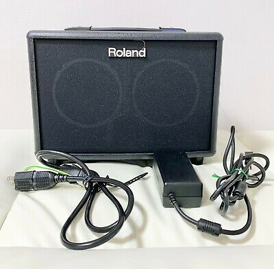 AU473.56 • Buy ROLAND AC-33 ACOUSTIC CHORUS Stereo Amplifier From Japan