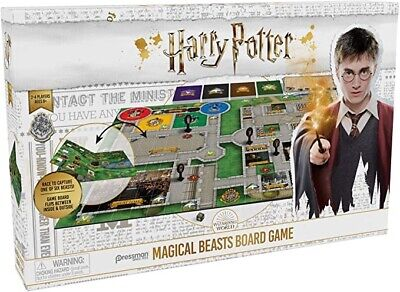 £18.95 • Buy NEW & SEALED Harry Potter Magical Beasts Board Game Ages 8 Years +