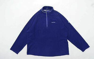 Craghoppers Womens Size 20 Fleece Blue Jacket • 10£