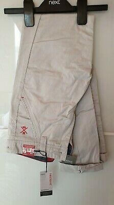 £16 • Buy Next Boys Twisted Fit Chinos Age 12 New