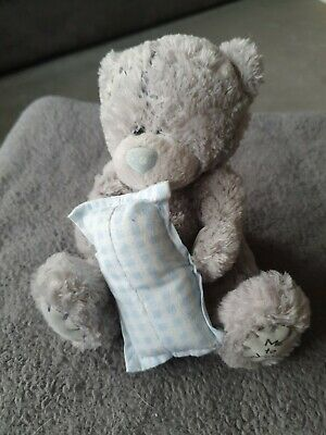 £4 • Buy Me To You Tatty Teddy With Pillow