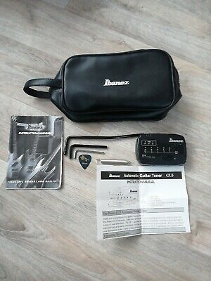 Official Ibanez RG Tool Bag, Tuner And Official Trem Arm • 25£