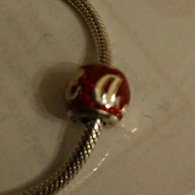 £22 • Buy Amore Baci Charm In Red