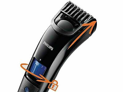 AU41.16 • Buy Philips Rechargeable Cordless Skin Friendly Beard Hair Smooth Trimmer