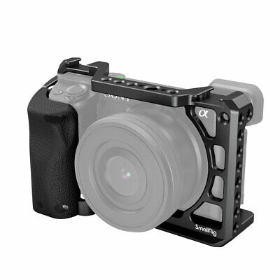 AU78 • Buy SmallRig Cage With Silicone Handle For Sony A6100/A6300/A6400 Camera 3164