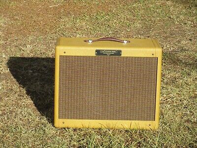 AU634.02 • Buy Tweed Deluxe 5E3 Style 1x12 Extension Cabinet 30W Many Speaker Options