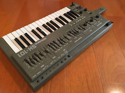 AU1605.41 • Buy Roland Sh-101 Synthesiser With Mod Grip Synth