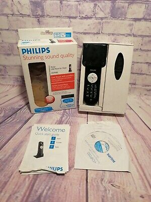£10.99 • Buy Headset Style Phone Voip Skype Philips VOIP080 USB Phone For Skype PC B3