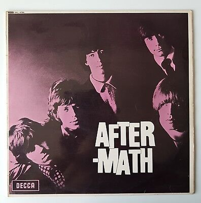 £26 • Buy The Rolling Stones Aftermath Vinyl LP Record 1978 Stereo Press SKL 4786 Decca