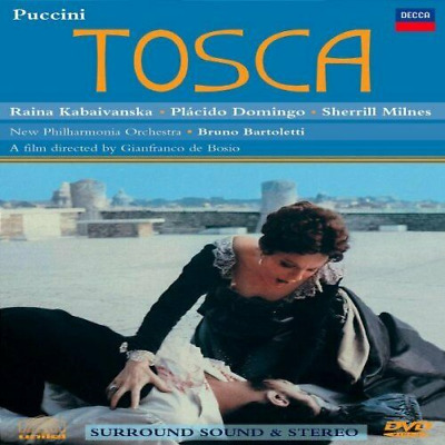 £2.84 • Buy Puccini: Tosca DVD