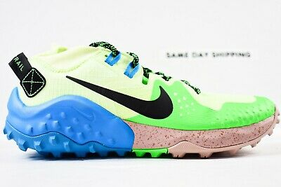 $ CDN126.87 • Buy Nike Wildhorse 6 (Womens Size 8.5) Shoes BV7106 700 Barely Volt Green Mn Sz 7