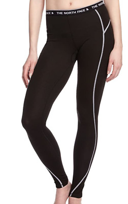 £10 • Buy The North Face Women's Baselayer System LIGHT Tights / Black / BNWT