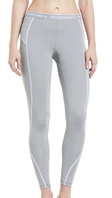 £7 • Buy The North Face Women's Baselayer System WARM Tights / Grey / BNWT