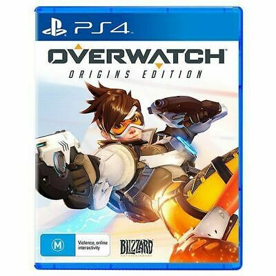AU20 • Buy Overwatch: Origins Edition - Sony PlayStation 4 | Unused!