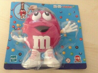M & M Sweet Dispenser - Unopened Hasbro Licensed Product Deep Pink Colour • 10.99£