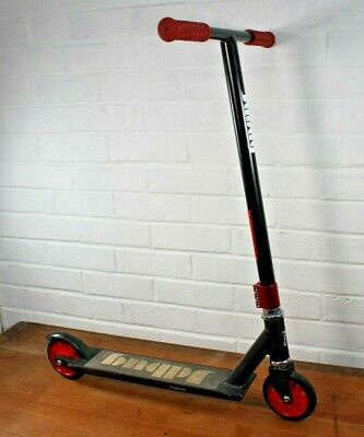 £29.99 • Buy JD Bug Xtreme Freestyle Street Stunt Scooter MS105-5TA Black Red 5  Resin Wheels