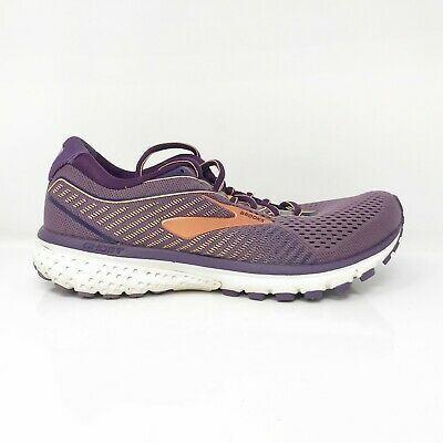$ CDN56.96 • Buy Brooks Womens Ghost 12 1203051B579 Purple Running Shoes Lace Up Size 9 B
