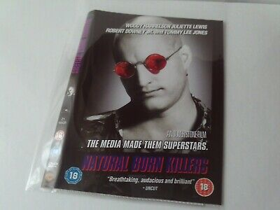 £1.60 • Buy Natural Born Killers DVD, 2001 - Disc & Cover Only - No Case