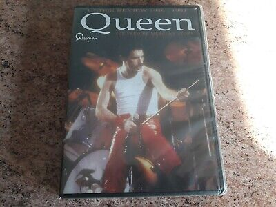 £28.05 • Buy Queen The Freddie Mercury Story Under Preview 1946-1991 Dvd NEW & SEALED RARE !!