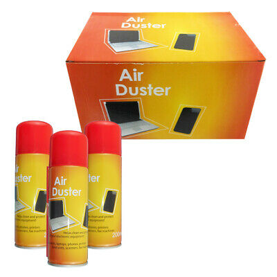 Air Duster Spray Compressed Laptop Keyboard PC Clean Cleaner Dust Blower  • 5.99£
