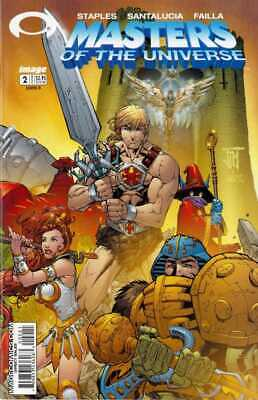 $4.32 • Buy Masters Of The Universe (2002) #   2 Cover B (8.0-VF)