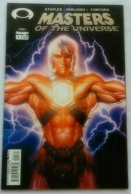 $16.89 • Buy Masters Of The Universe (2003) #   1 Cover B (9.0-VFNM)
