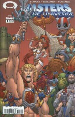 $4.94 • Buy Masters Of The Universe (2003) #   1 Cover A (8.0-VF)