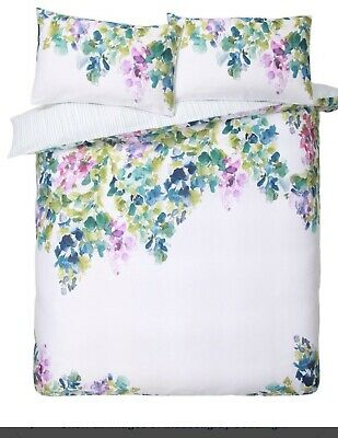 $ CDN291.17 • Buy NIP Bluebellgray Catrin Floral Full/Queen Comforter & Shams Set 3pc