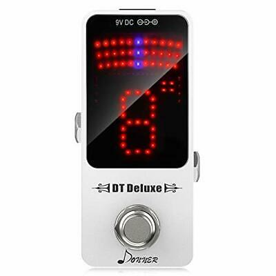 $ CDN56.09 • Buy DT Deluxe Guitar Tuner Pedal ±1 Cent True Bypass