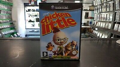 £8.99 • Buy Chicken Little - Game Cube Game - FAST & FREE DELIVERY