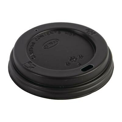 Fiesta Disposable Coffee Cup Lids With Small Steam Hole - Polystyrene • 6.02£