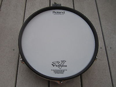 AU322.90 • Buy Roland PD-125 BK 12  Mesh Head V Drum PD125 - EXCELLENT