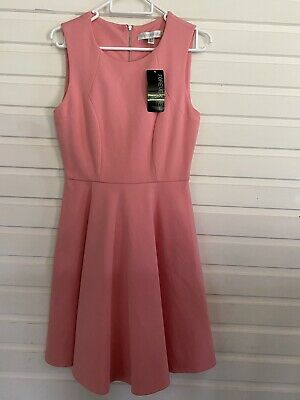 AU39.95 • Buy NWT- Forever New High Party Pink Dress Size 8