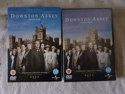 Downtown Abbey Series One DVD - NEW / SEALED • 5£