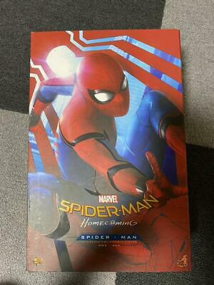 $ CDN682.56 • Buy Hot Toys Spiderman Homecoming Spider Man 1/6 Scale Action Figure MMS425 USED