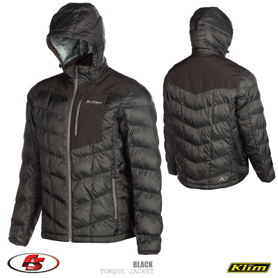 $ CDN241.83 • Buy NEW KLIM Torque Jacket - Black Size 3X Snowmobile Motorcycle Mid Layer